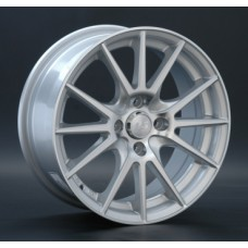 LS-Wheels 143 6,0х14 PCD:4x100  ET:40 DIA:73.1 цвет:SF (серебро,полировка)