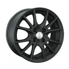 LS-Wheels 143 6,5х15 PCD:4x100  ET:40 DIA:73.1 цвет:MB (матовый черный)