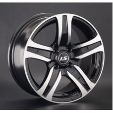 LS-Wheels 145 6,0х14 PCD:4x98  ET:35 DIA:58.6 цвет:BKF (черный)