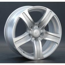 LS-Wheels 145 6,0х14 PCD:4x98  ET:35 DIA:58.6 цвет:SF (серебро,полировка)
