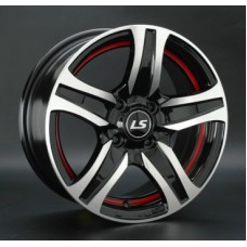 LS-Wheels 145 6,5х15 PCD:5x105  ET:39 DIA:56.6 цвет:BKFRL