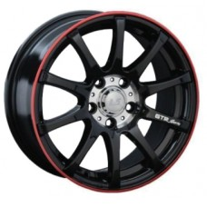 LS-Wheels 152 6,5х15 PCD:5x105  ET:39 DIA:56.6 цвет:BKCRL