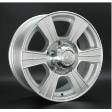 LS-Wheels 160 7,0х16 PCD:5x139,7  ET:35 DIA:98.5 цвет:SF (серебро,полировка)