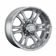 LS-Wheels 161 8,0х16 PCD:6x139,7  ET:10 DIA:93.1 цвет:SL