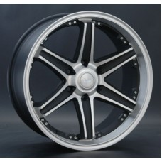LS-Wheels 184 9,0х20 PCD:6x139,7  ET:25 DIA:106.1 цвет:GMF (темно-серый,полировка)