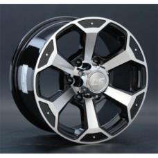 LS-Wheels 187 7,5х18 PCD:6x139,7  ET:25 DIA:106.1 цвет:GMF (темно-серый,полировка)