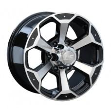 LS-Wheels 187 7,5х18 PCD:6x139,7  ET:46 DIA:67.1 цвет:BKF (черный)