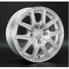 LS-Wheels 188 6,0х14 PCD:4x100  ET:39 DIA:73.1 цвет:SF (серебро,полировка)