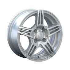 LS-Wheels 189 6,5х15 PCD:5x112  ET:40 DIA:73.1 цвет:S (серебро)