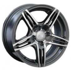 LS-Wheels 189 6,5х15 PCD:5x105  ET:39 DIA:56.6 цвет:GMF (темно-серый,полировка)
