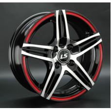 LS-Wheels 189 6,5х15 PCD:5x105  ET:39 DIA:56.6 цвет:BKFRL