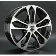 LS-Wheels 197 6,0х15 PCD:5x139,7  ET:40 DIA:98.5 цвет:BKF (черный)