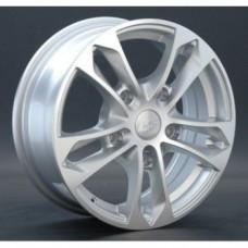 LS-Wheels 197 6,0х15 PCD:5x139,7  ET:40 DIA:98.5 цвет:SF (серебро,полировка)