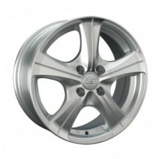 LS-Wheels 202 6,0х14 PCD:4x98  ET:35 DIA:58.6 цвет:SF (серебро,полировка)