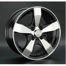 LS-Wheels 205 7,0х16 PCD:4x100  ET:40 DIA:73.1 цвет:BKF (черный)