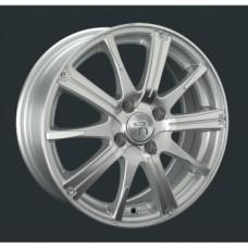 LS-Wheels 209 6,0х15 PCD:5x112  ET:47 DIA:57.1 цвет:SF (серебро,полировка)
