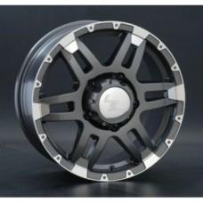 LS-Wheels 212 7,5х18 PCD:5x150  ET:60 DIA:110.1 цвет:GMF (темно-серый,полировка)