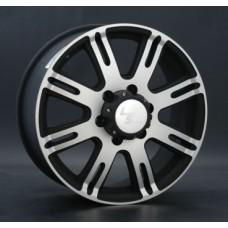 LS-Wheels 213 8,5х20 PCD:6x139,7  ET:46 DIA:67.1 цвет:MBF (черный,полировка)