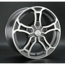 LS-Wheels 216 6,5х15 PCD:5x139,7  ET:40 DIA:98.5 цвет:GMF (темно-серый,полировка)