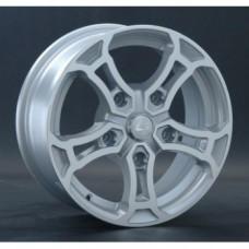 LS-Wheels 216 6,5х15 PCD:5x139,7  ET:40 DIA:98.5 цвет:SF (серебро,полировка)