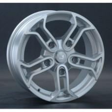 LS-Wheels 217 6,5х15 PCD:5x139,7  ET:40 DIA:98.5 цвет:SF (серебро,полировка)