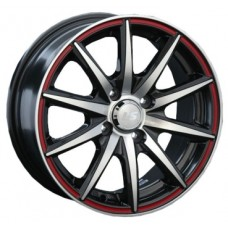 LS-Wheels 221 7,0х16 PCD:5x112  ET:39 DIA:66.6 цвет:FBKFRL