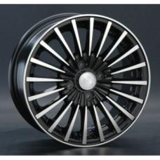 LS-Wheels 222 6,0х14 PCD:5x100  ET:35 DIA:57.1 цвет:FBKF