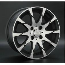 LS-Wheels 233 6,5х15 PCD:4x98  ET:32 DIA:58.6 цвет:MBF (черный,полировка)