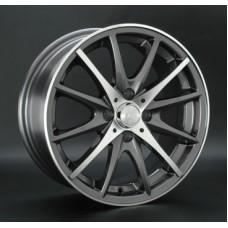 LS-Wheels 234 6,0х14 PCD:4x98  ET:35 DIA:58.6 цвет:GMF (темно-серый,полировка)