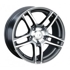 LS-Wheels 285 6,5х15 PCD:5x112  ET:45 DIA:57.1 цвет:GMF (темно-серый,полировка)