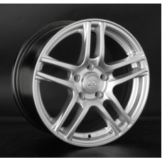 LS-Wheels 285 6,5х15 PCD:4x100  ET:45 DIA:73.1 цвет:HP (насыщенный серебристый)