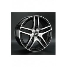 LS-Wheels 285 6,5х15 PCD:5x112  ET:45 DIA:57.1 цвет:BKF (черный)