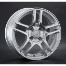 LS-Wheels 285 6,0х14 PCD:4x98  ET:35 DIA:58.6 цвет:SF (серебро,полировка)