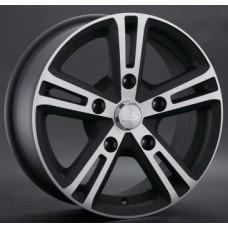 LS-Wheels 291 6,5х15 PCD:5x139,7  ET:40 DIA:98.5 цвет:MBF (черный,полировка)