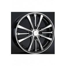 LS-Wheels 298 6,0х15 PCD:4x100  ET:45 DIA:73.1 цвет:BKF (черный)