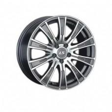 LS-Wheels 311 7,0х16 PCD:5x114,3  ET:40 DIA:73.1 цвет:GMF (темно-серый,полировка)