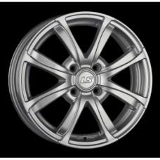 LS-Wheels 313 6,0х15 PCD:4x100  ET:50 DIA:60.1 цвет:S (серебро)