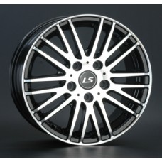 LS-Wheels 314 6,0х15 PCD:4x100  ET:48 DIA:54.1 цвет:BKF (черный)