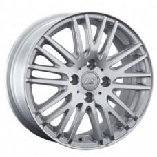 LS-Wheels 314 6,0х15 PCD:4x100  ET:48 DIA:54.1 цвет:SF (серебро,полировка)