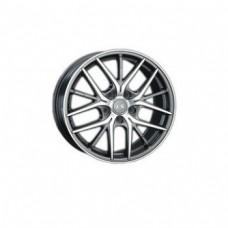 LS-Wheels 315 7,0х17 PCD:5x112  ET:45 DIA:57.1 цвет:GMF (темно-серый,полировка)