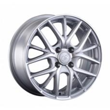 LS-Wheels 315 6,0х15 PCD:4x100  ET:40 DIA:73.1 цвет:SF (серебро,полировка)