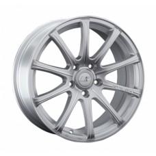 LS-Wheels 317 7,5х17 PCD:5x112  ET:45 DIA:57.1 цвет:SF (серебро,полировка)