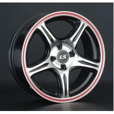 LS-Wheels 319 6,5х15 PCD:5x105  ET:39 DIA:56.6 цвет:BKFRL