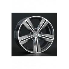 LS-Wheels 320 6,5х15 PCD:5x105  ET:39 DIA:56.6 цвет:GMF (темно-серый,полировка)