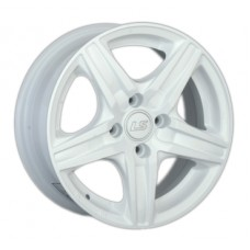 LS-Wheels 321 7,0х16 PCD:5x105  ET:36 DIA:56.6 цвет:W (белый)