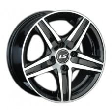 LS-Wheels 321 6,5х15 PCD:5x105  ET:39 DIA:56.6 цвет:BKF (черный)