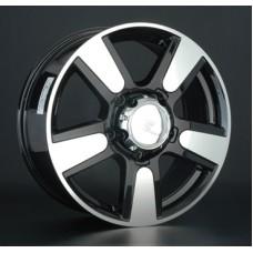 LS-Wheels 347 8,0х18 PCD:5x150  ET:56 DIA:110.1 цвет:BKF (черный)