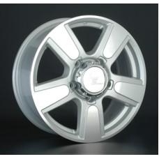 LS-Wheels 347 8,0х18 PCD:5x150  ET:56 DIA:110.1 цвет:SF (серебро,полировка)