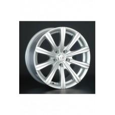 LS-Wheels 391 7,5х17 PCD:5x112  ET:45 DIA:57.1 цвет:SF (серебро,полировка)