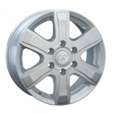 LS-Wheels 1019 7,0х17 PCD:6x139,7  ET:45 DIA:100.1 цвет:S (серебро)